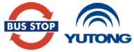 Bus Stop - Yutong logo