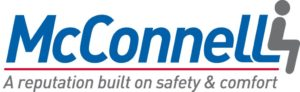 McConnell Seats logo