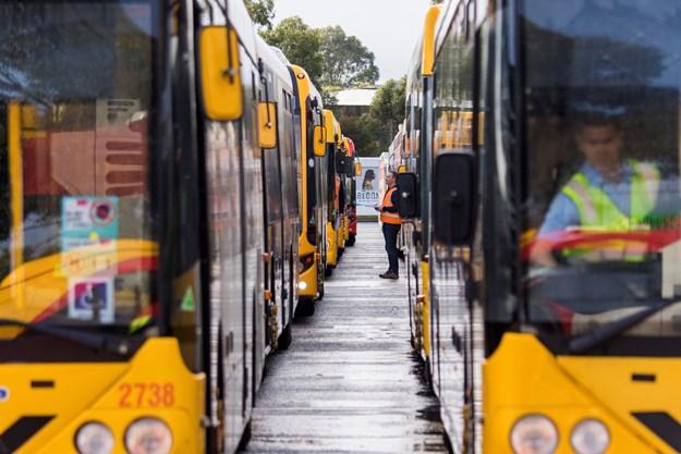Busways Adelaide metro